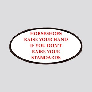 horseshoes Patch