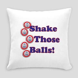 Bingo Shake Everyday Pillow