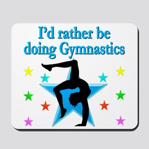GYMNAST FOREVER Mousepad