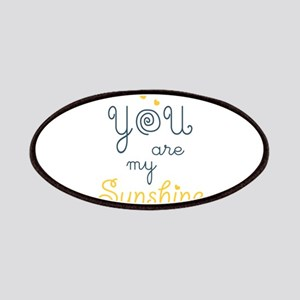 you are my sunshine Patch