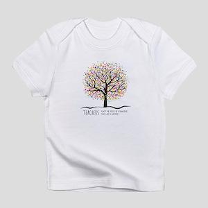 Teacher appreciation quote Infant T-Shirt