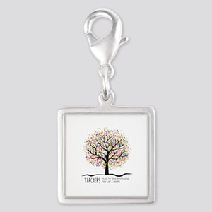 Teacher appreciation quote Charms