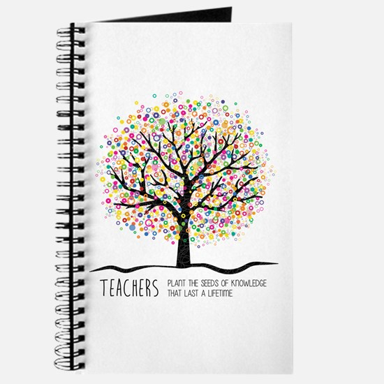 Teacher appreciation quote Journal
