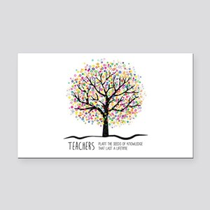 Teacher appreciation quote Rectangle Car Magnet