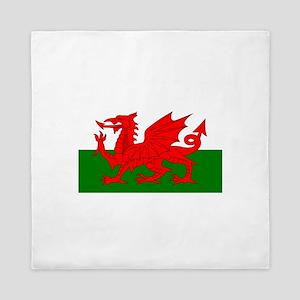 Wales Queen Duvet