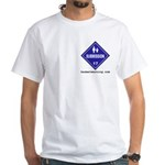 Submission White T-Shirt