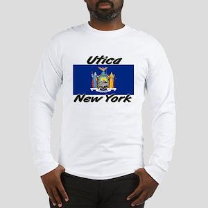 Utica New York Long Sleeve T-Shirt