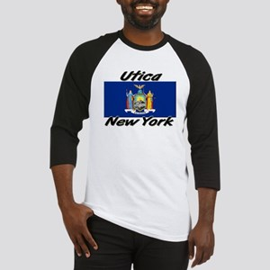 Utica New York Baseball Jersey