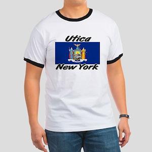 Utica New York Ringer T