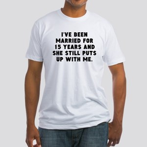 Ive Been Married For 15 Years T-Shirt