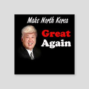 Make Korea Great Again Sticker
