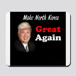 Make Korea Great Again Mousepad