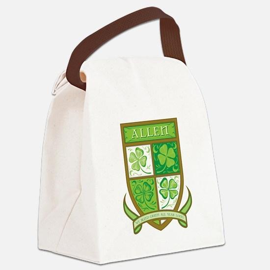 ALLEN Canvas Lunch Bag