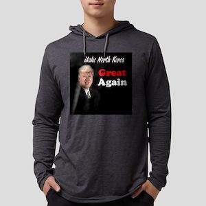 Make Korea Great Again Long Sleeve T-Shirt