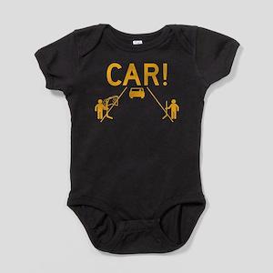 Street Hockey CAR Baby Bodysuit