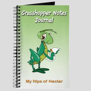 Grasshopper Journal - The Original