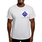 Domination Ash Grey T-Shirt
