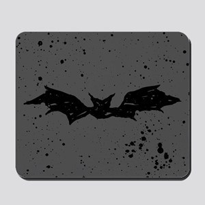 Scribble Bat Mousepad