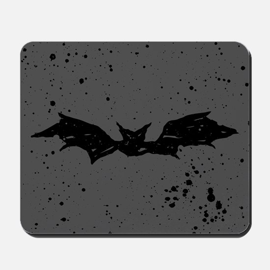 Scribble Bat Mousepad