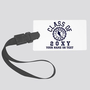 Class of 20?? Lacrosse Luggage Tag