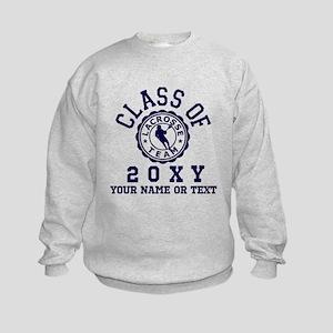 Class of 20?? Lacrosse Sweatshirt