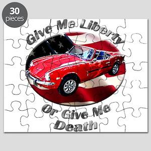 Triumph Spitfire Puzzle