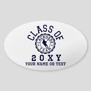 Class of 20?? Lacrosse Sticker