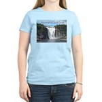 Montmorency Falls at Large Women's Light T-Shirt