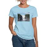Montmorency Falls at Large Women's Light T-Shirt