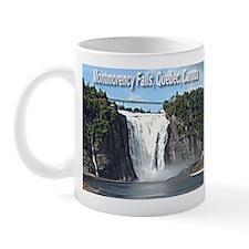 Montmorency Falls at Large Mug
