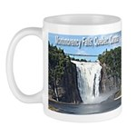 Montmorency Falls at Large Mug