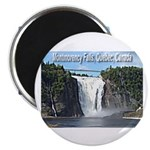 Montmorency Falls at Large Magnet