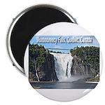 Montmorency Falls at Large Magnet