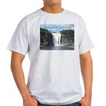 Montmorency Falls at Large Light T-Shirt