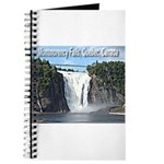 Montmorency Falls at Large Journal
