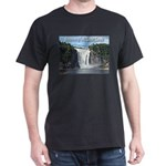 Montmorency Falls at Large Dark T-Shirt