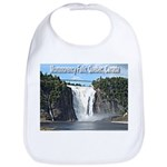 Montmorency Falls at Large Bib