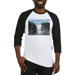 Montmorency Falls at Large Baseball Jersey