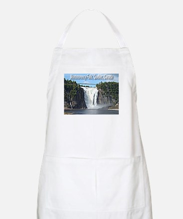 Montmorency Falls at Large BBQ Apron