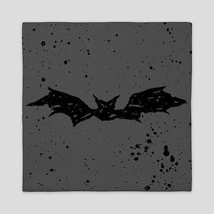 Scribble Bat Queen Duvet
