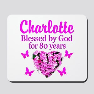 80TH PRAYER Mousepad