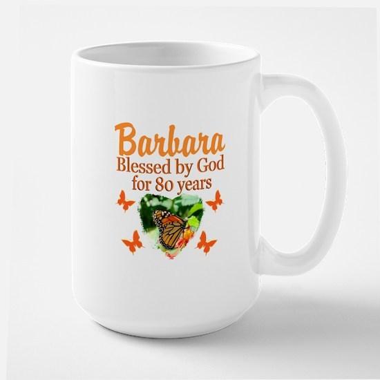 80TH PRAYER Large Mug