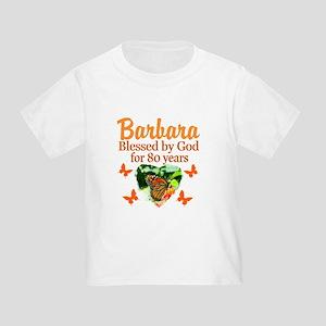 80TH PRAYER Toddler T Shirt
