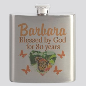 80TH PRAYER Flask