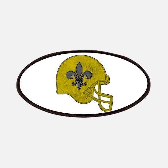 Rustic Helmet Patch