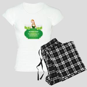 AN IRISH TOAST Women's Light Pajamas