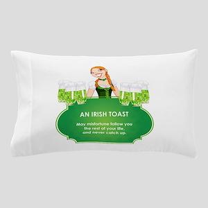 AN IRISH TOAST Pillow Case