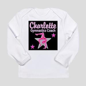 BEST GYM COACH Long Sleeve Infant T-Shirt