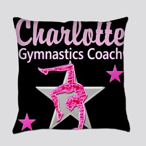 BEST GYM COACH Everyday Pillow
