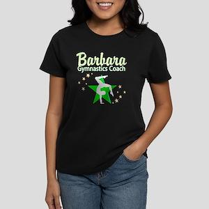 BEST GYM COACH Women's Dark T-Shirt